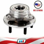 Front For Ford Taurus 96-2007 Mercury Sable 96-2005 Wheel Hub Bearing Assembly