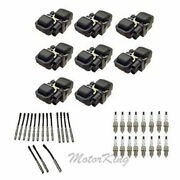 For Mercedes Uf-359 8 Ignition Coil And Sk16r11 Spark Plug And Wire Set B3208 Ic518