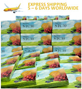 10 Boxes Superlife Stc 30 Stem Cell Theraphy [150 Sachets] Express Shipping