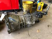 1990 - 1995 Nissan 300zx N/a Transmission Ground To Accept Turbo Flywheel