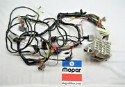 1972 72 Charger Se Satellite Sebring Standard Dash Harness Non A/c Equipped Cars