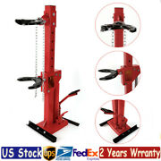 3ton Auto Strut Coil Spring Compressor Air Hydraulic Disassemble Tool Heavy Duty