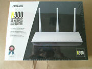 Pick Up Only No Shipping-new Asus Rt-n66w Dual-band Wireless-n900 Gigabit Router