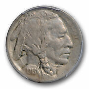 1913 S 5c Type 2 Buffalo Head Nickel Pcgs Au 53 About Uncirculated Key Date T...