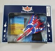 Fleer Collectibles F-14 Tomcat 1100 Scale Die-cast Numbered Usa
