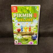 Pikmin 3 Deluxe Nintendo Switch Brand New
