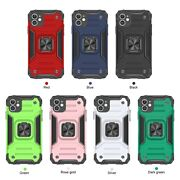 10pcs/lot Armor Kickstand Protective Shell Shockproof Phone Case For Iphone Sam