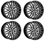4 Alloy Wheels Oxigin 19 Oxspoke 9x20 Et38 5x114 Swfp For Ford Mustang