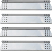 4x 16.5 Grill Heat Shield For Bbq Grillware Charbroil Stainless Tent Heat Plate
