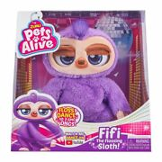 Pets Alive Fifi The Flossing Sloth