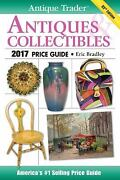 2017 Antique Trader Antiques And Collectibles Price Guide Unused And Free Shipping