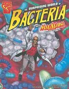 The Surprising World Of Bacteria With Max Axiom Super S... By Biskup Agnieszka