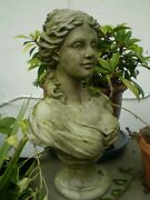 Architectural Salvage,vintage English Beauty Statue,garden Reclamation