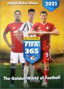 Stickers Image Vignette - Panini Foot - Fifa 365 - 2021 - 152 A 214 - A Choisir