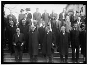 Reproduced 1914 Photo Californians At White House Front Row Secretary Houst N