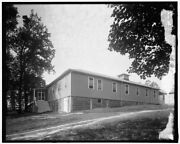 Reproduced 1910 Photo Walter Reed Officers Quarters J