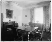 Reproduced 1905 Photo Whitney Interiors W