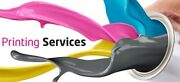 Printing Service Custom Professional Double Sided Color Flyers Brochures Sale