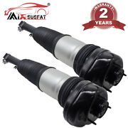 Pair Front Rear Air Suspension Shock Strut For Bmw 740i Xdrive G11 G12 4matic
