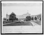 1907 Photo Of French Lick Springs Hotel French Lick Indiana X