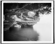 1896 Photo Of In The Caves Pointe Aux Barques Mich O