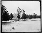 1896 Photo Of Grindstone City Life Boat Station Pointe Aux Barques Y
