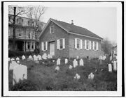 1903 Photo Of Old Mennonite Church Germantown Pa A