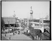 1903 Photo Of Steeplechase Park Coney Island N Y P
