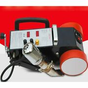 One New Banner Welder Automatic Hot Air Lc-3000a Free Shipping