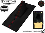 Red Stitch Leather Gear + Base Frame Kit For Rover Sd1 2300 2600 3500 76-82