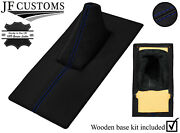Blue Stitch Leather Gear + Base Frame Kit For Rover Sd1 2300 2600 3500 76-82