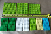 10 Pc, Used Lego Plate 91405 4204 92438