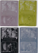 Complete Game Of Thrones Printing Plate 25 Season 3 - Episode 5 Kissed By Fire