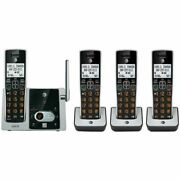 Atandt Attcl82413 Dect 6.0 Cordless Answering System With Caller Id/call Waiting