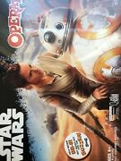 New Shrinkwrapped Star Wars Operation Ages 6+ Disney Hasbro Game