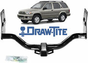 Draw-tite 75077 Class Iii Max-frame 2 Round Tube Receiver Hitch New Free Ship