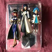 Japanese Antique Galaxy Angel The Selection 2 First Limited Edition Figure & Dvd