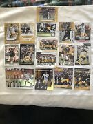 40 Card Lot Ben Roethlisberger Mint Lot 6 Parallels,12 Inserts,early Base,nice