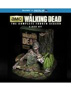 The Walking Dead The Complete Fourth Season Dvd,2014 Anbbr61710