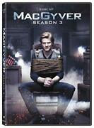 Macgyver Season 3 Dvd Lucas Till And George Eads Movies