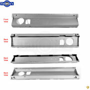 68-77 For Ford Bronco Blank Custom Steel Dash Panel Assembly New