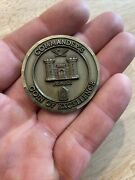 Brigade Commander Challenge Coin Colonel 937 Engineer Group Army War Vet Oif Oef