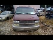 Engine 6-262 4.3l Vin W 8th Digit Awd In Timing Cover Fits 95 Astro 728141