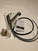 New Glacier Bay Chrome Pull-out Single Lever Faucet And Soap Dispenser 575-233l