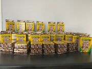 Crayola Colors Of The World Crayons Huge Lot Of 50 Boxes Of 24 Teacher Kids Nib