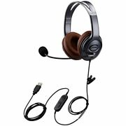 Usb Headset For Zoom Meeting Video Conferencing Teams Laptop Dictation Nuance