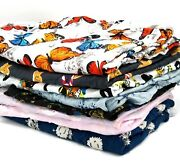 Assorted Novelty Printed Knits - 1kg Pack - 100 Recycled - European Origin