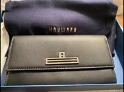 Hayward Designer Leather Compact Wallet Retail 250, 50 Or Best Offer