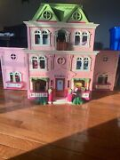 Doll House Loving Family And Furniture By Fisher Priceandnbsp