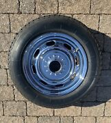 German Rudge Wheel 15x5 1/2 With Vredestein 185/70hr15 89h Quantity Of 1 New